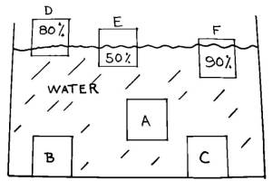 buoyancy diagram